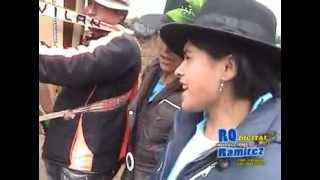 RQ GUMER - FIESTA PATRONAL SAN MARTIN DE PUTACCA - VILCASHUAMAN - 2012