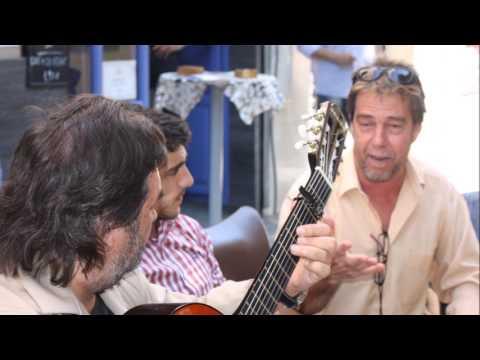 CANAL SEVILLA RADIO - REPORTAJE TERTULIA RICARDO MIÑO - TOREROS