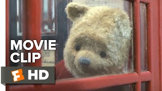 Christopher Robin Movie Clip - Phone Booth (2018) | Movieclips Coming Soon