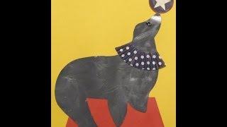 Circus Seal for Preschool Zoo Theme