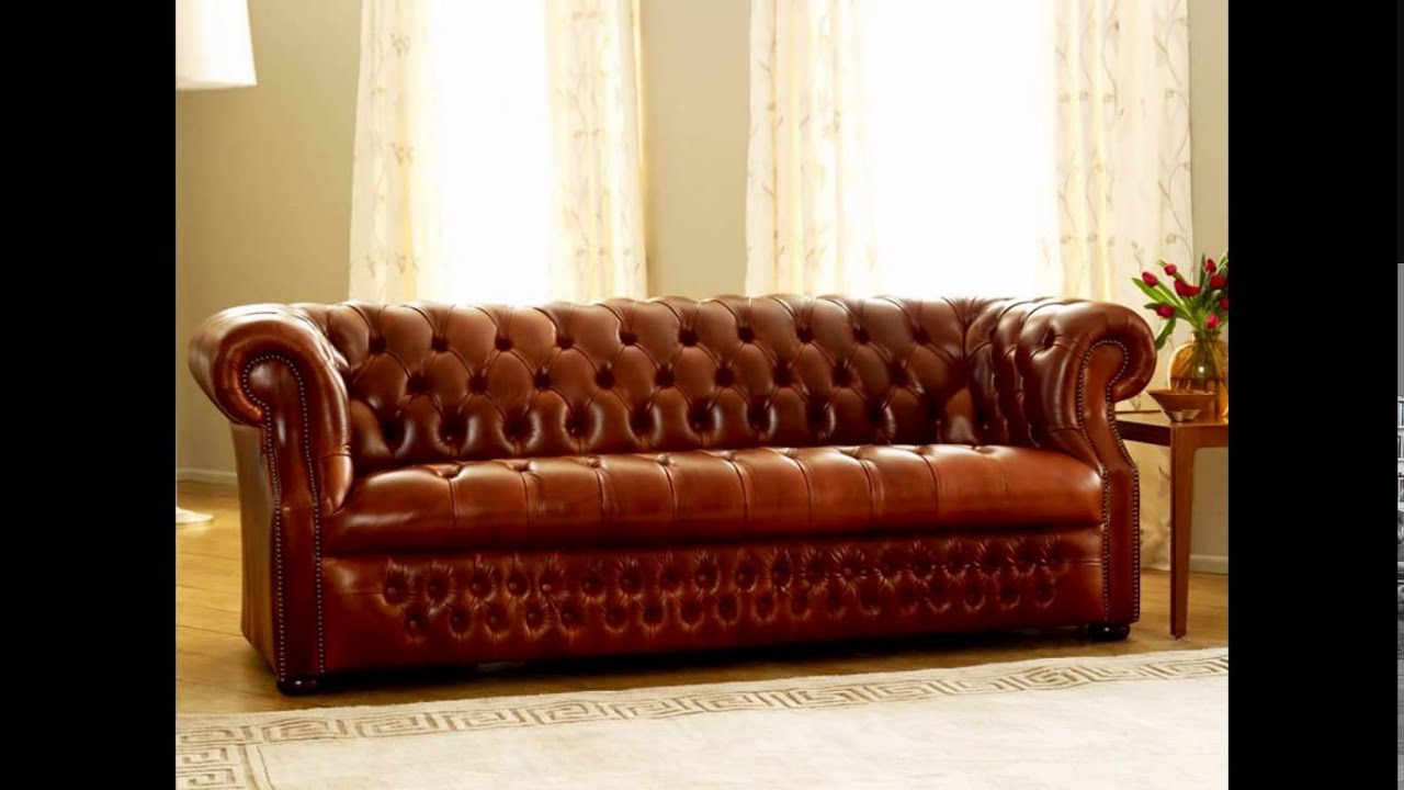 Chesterfield möbel  Chesterfield Sofa | Leather Chesterfield Sofa | Sofa Chesterfield ...