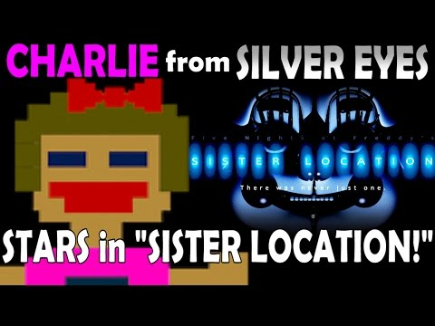 CHARLIE is the star of SISTER LOCATION! - FNAF Theory