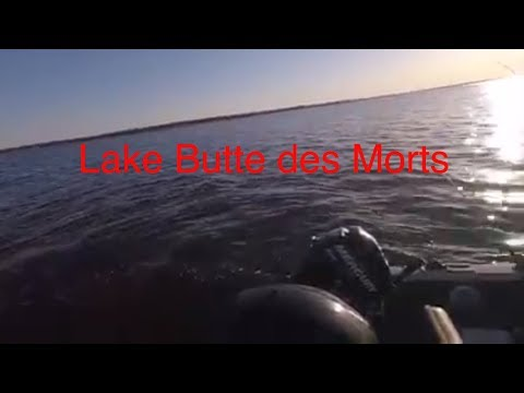 Lake Butte Des Morts (4/28/2918)