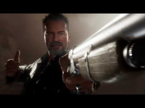 Mortal Kombat 11: Aftermath – Official Terminator Vs. RoboCop Trailer (Round 1)