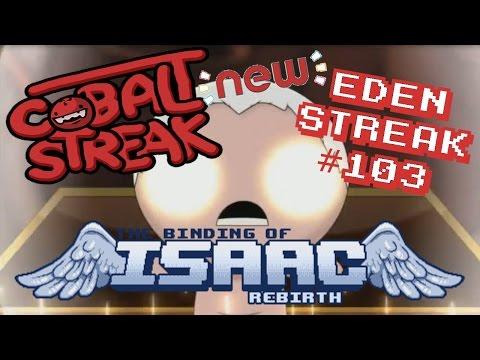 Cobalt's Eden Streaks: New Streak #103 - Guppy Hats