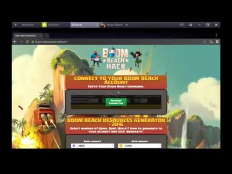 How To Hack Boom Beach New Version Apk 2016
