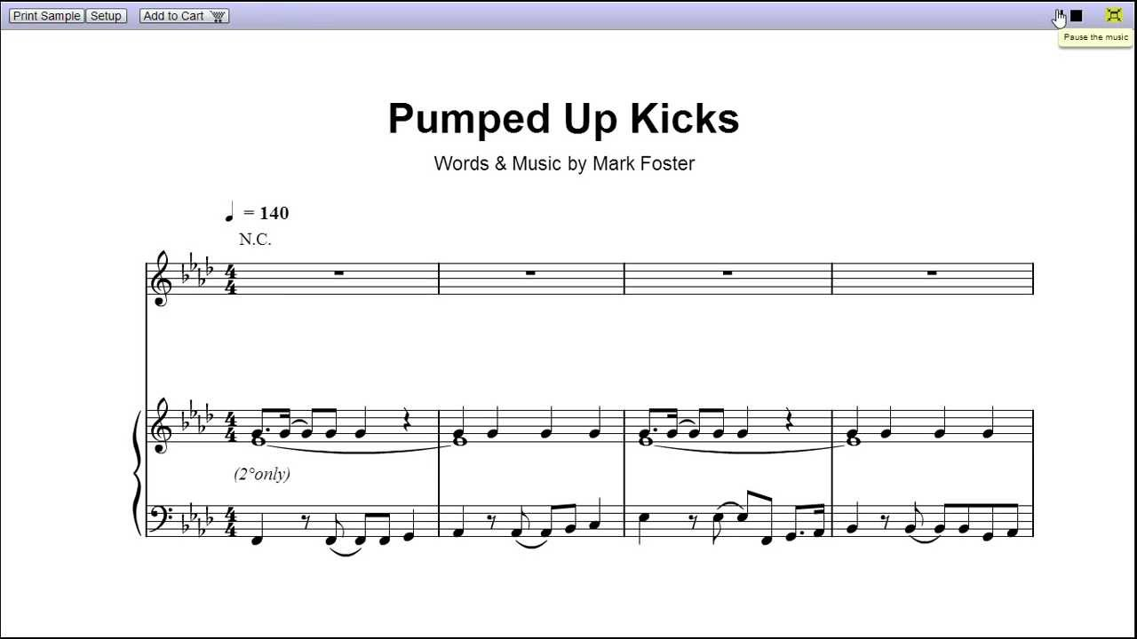 pumped up kicks meaning