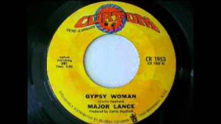 Major Lance - Gypsy Woman (1970)
