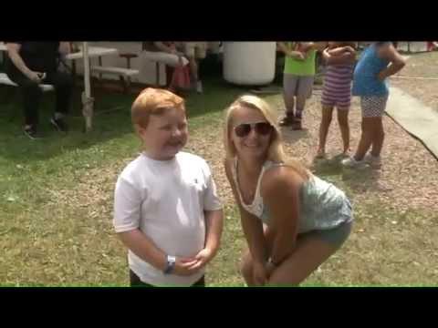 """Apparently Kid"" Returns to Wayne County Fair"