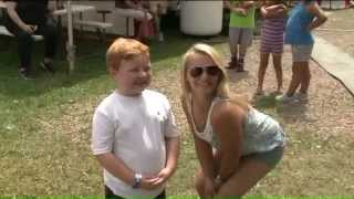 """Apparently Kid"" Returns to Wayne County Fair"