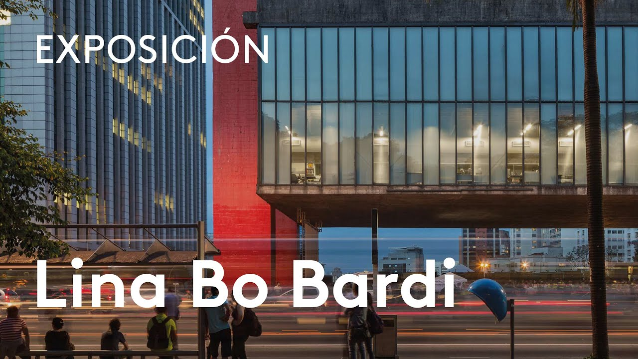 Resultado de imagen de imagen expo Lina Bo Bardi en la Fundación Juan March