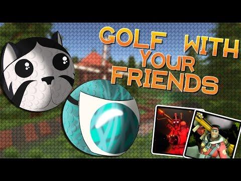 DU SEL ET DES TROUS - Golf With Your Friends, FEAT Strangeno