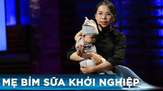 Mẹ Bỉm Sữa khởi Nghiệp Với Thực Phẩm Hữu Cơ Cho Trẻ Em | Thương Vụ Bạc Tỷ  Mùa 3