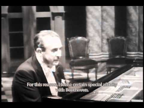 Claudio Arrau interviewed in 1964