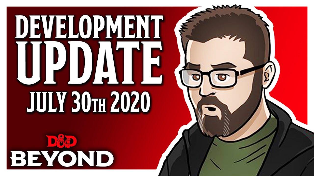 D&D Beyond Dev Update - Critical Hits & Dice of Healing