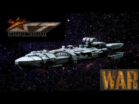 Starship Troopers 1st Interstellar War / Terran Federation