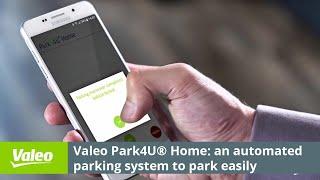 Valeo Park4U® Home