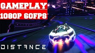 Gambar cover Distance Gameplay (PC)