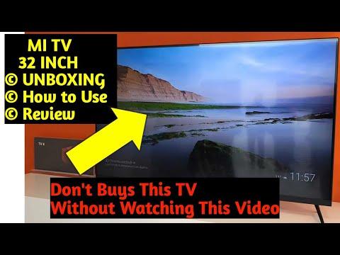 mi-led-smart-tv-4a-pro-80cm---32-inch-|-unboxing-&-review