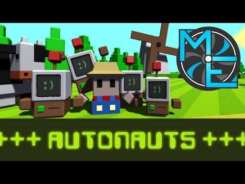 Autonauts - E05 - Tool Manufacture and Supply