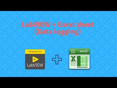 LabVIEW Data Logging In Excel Sheet