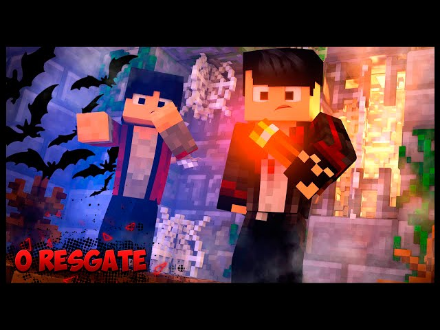Minecraft: O Resgate - Adventure Map