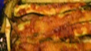 How My No Noodle Zucchini Lasagna