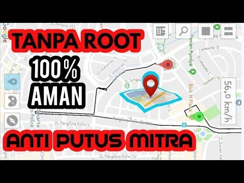Pasang Fake GPS / Tuyul Gojek Grab Tanpa Root Tanpa Terdeteksi Server AMAN 2019!