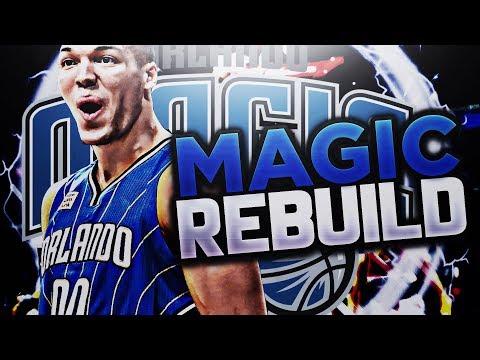 2 90 OVERALL SIGNINGS!! ORLANDO MAGIC REBUILD!! NBA 2K18