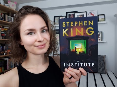 Thoughts On | SPOILERS? | The Institute by Stephen King