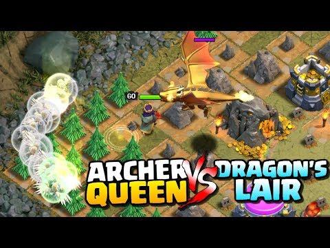DRAGON'S LAIR vs ARCHER QUEEN
