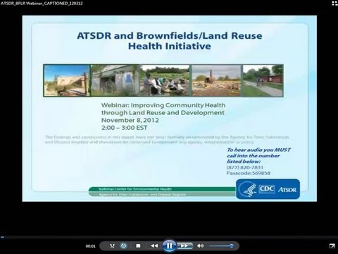 Improving Community Health through Land Reuse and Development