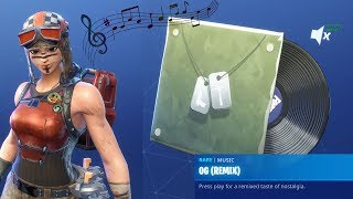 How To Change Fortnite Lobby Music - Free Track! Nostalgic Moments!