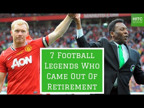 7 Football Legends Who Came Out of Retirement