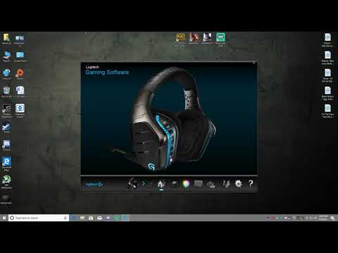 Repeat logitech G430 headset Static From Mic FIX! by