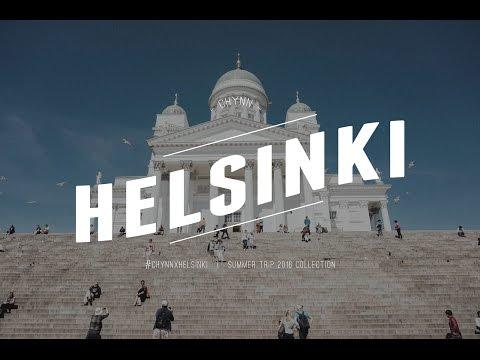 HELSINKI TRIP 2016