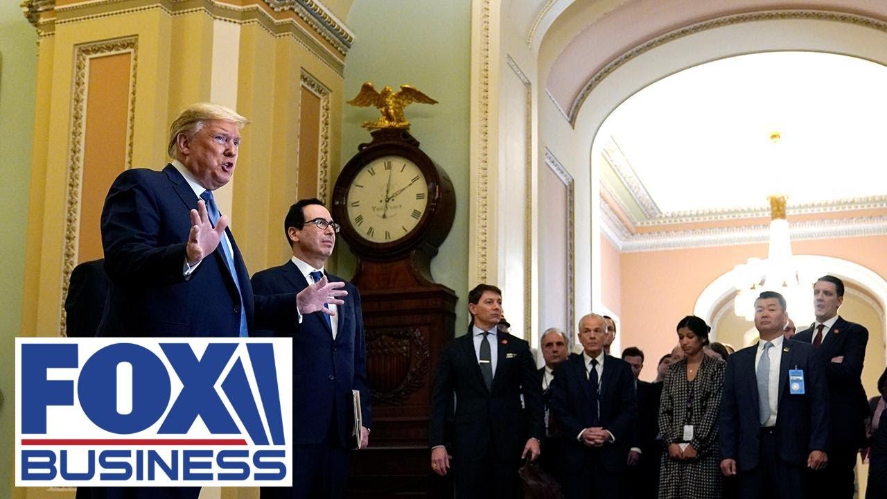 Coronavirus stimulus check: Trump's economic rescue package ...