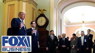 Trump: Economic Stimulus Package 'coming Soon'