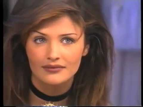 Vassilios Kostetsos Fashion  Guest Star Supermodel Helena Christensen & Greek Singers Part 1