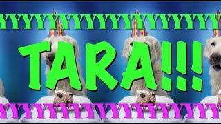HAPPY BIRTHDAY TARA! - EPIC Happy Birthday Song