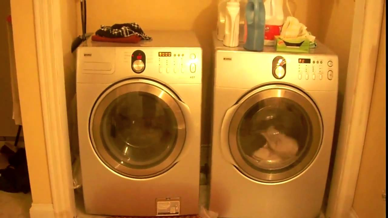 Kenmore Washer And Dryer Tour
