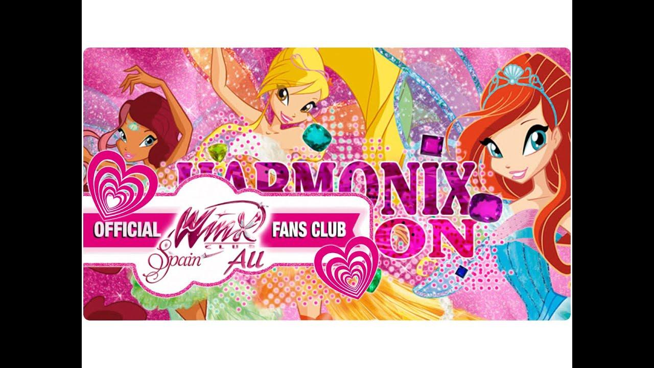 Winx Club Harmonix Mission [Exclusive Game] - YouTube