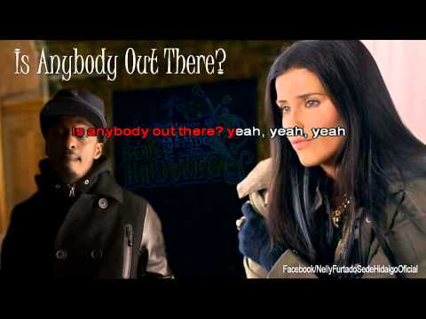 Is Anybody Out There? KARAOKE K'naan Ft. Nelly Furtado