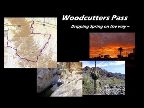 Woodcutters Pass, Yuma, Arizona