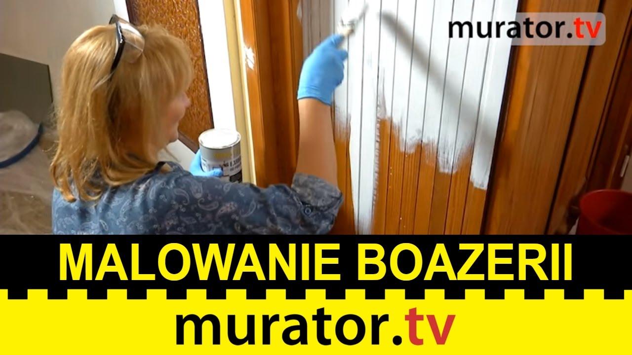 Malowanie Boazerii Jak Nadać Wnętrzu Nowoczesny Wygląd