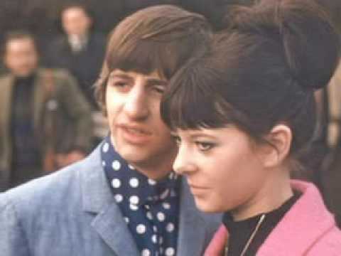 Maureen Cox Starkey & Ringo Starr