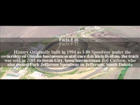 Nebraska Raceway Park Top # 42 Facts