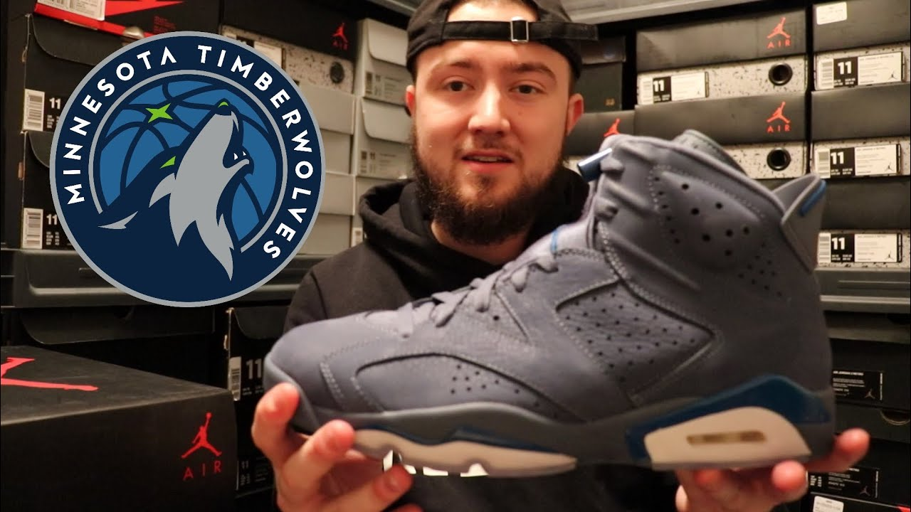brand new 66f6c dcce5 REVIEW OF THE AIR JORDAN RETRO 6