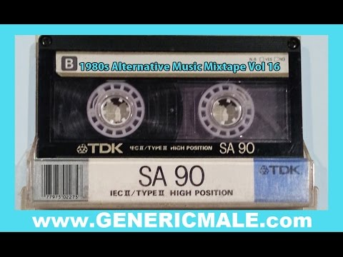 80s New Wave / Alternative Songs Mixtape Vol. 16 (version 2)