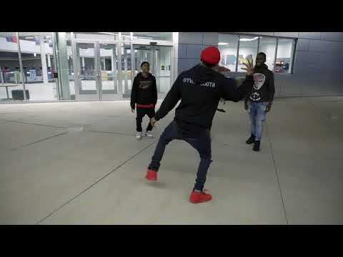 """21 Savage, Offset & Metro Boomin - """" Rap Saved Me """" Ft Quavo ( Dance Video ) @TeamRocket314"""